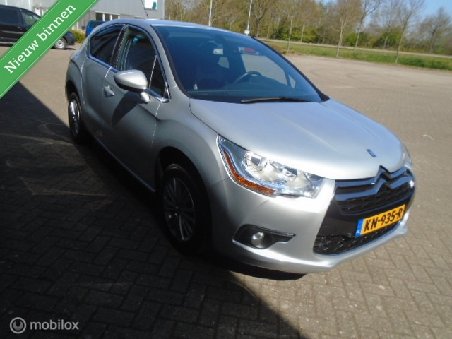 Citroen DS4 1.6 BlueHDi So Chic Clima Navi 85000 km