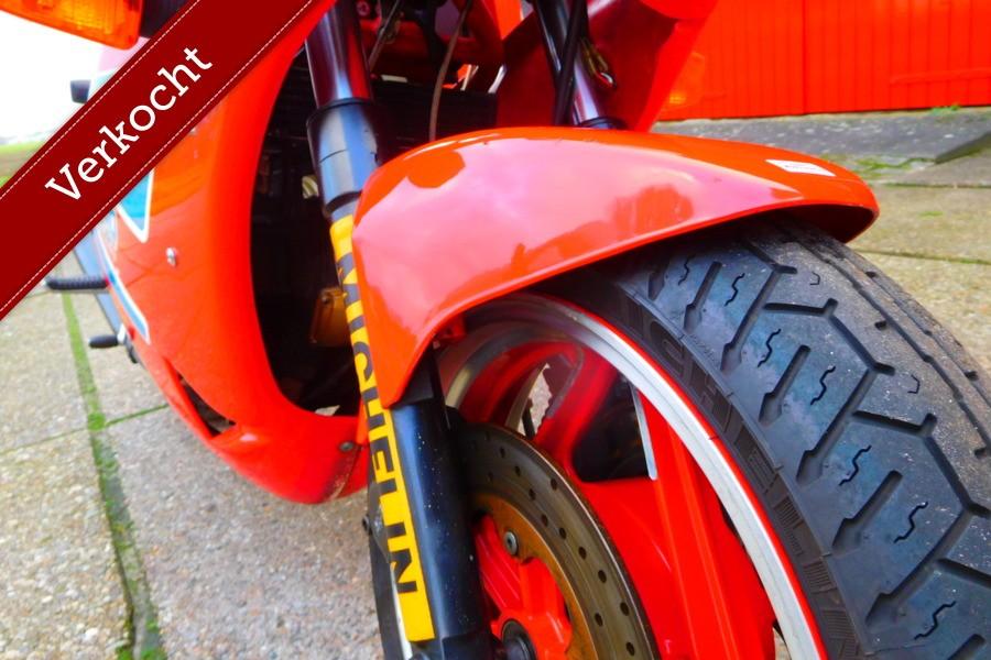 Mooie Ducati 750 Sport