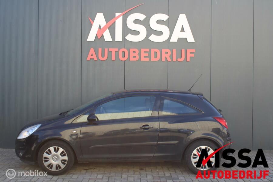 Opel Corsa 1.2-16V Business AIRCO APK 13-06-2021