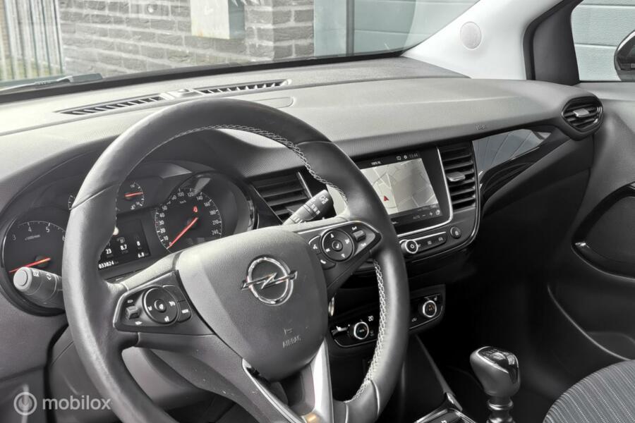 Opel Crossland X 1.2 Turbo 120 Jaar Edition/Cruise/Navi/Vol