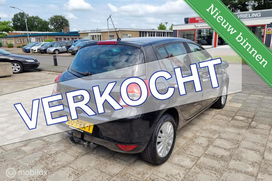Renault Clio 1.2 TCe Collection, Airco, Trekhaak, Cruise