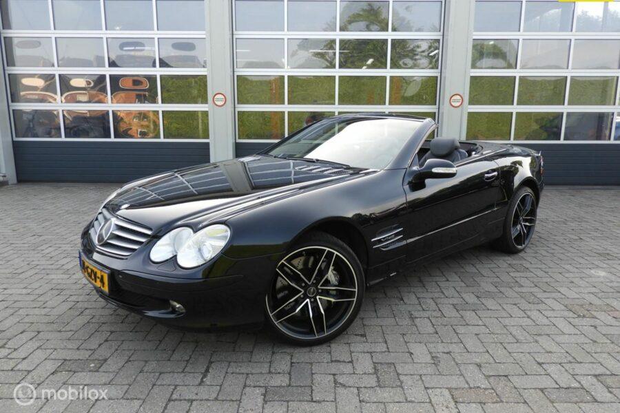 Mercedes-Benz SL-klasse - 600 V12