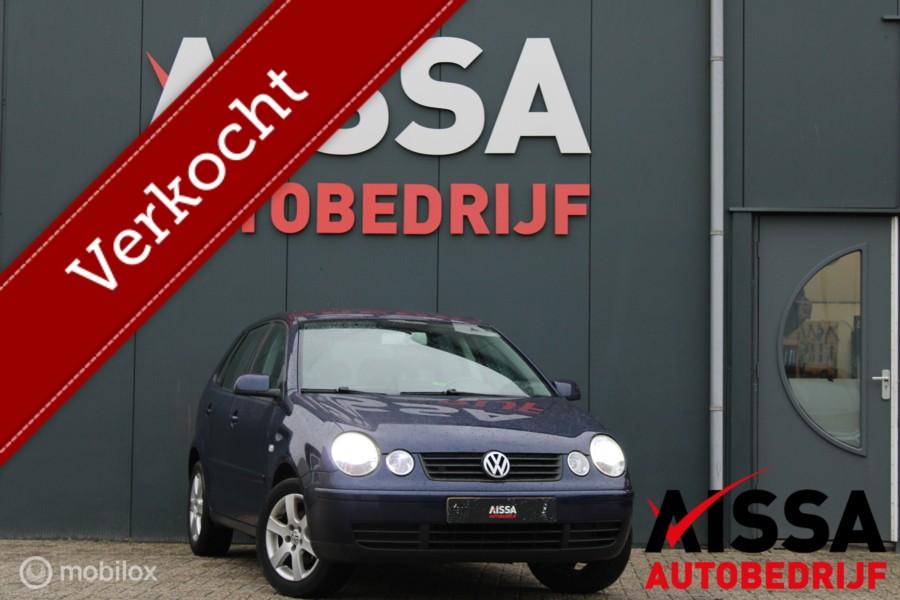Volkswagen Polo 1.4-16V Athene Airco/Cruise Apk 28-02-2021