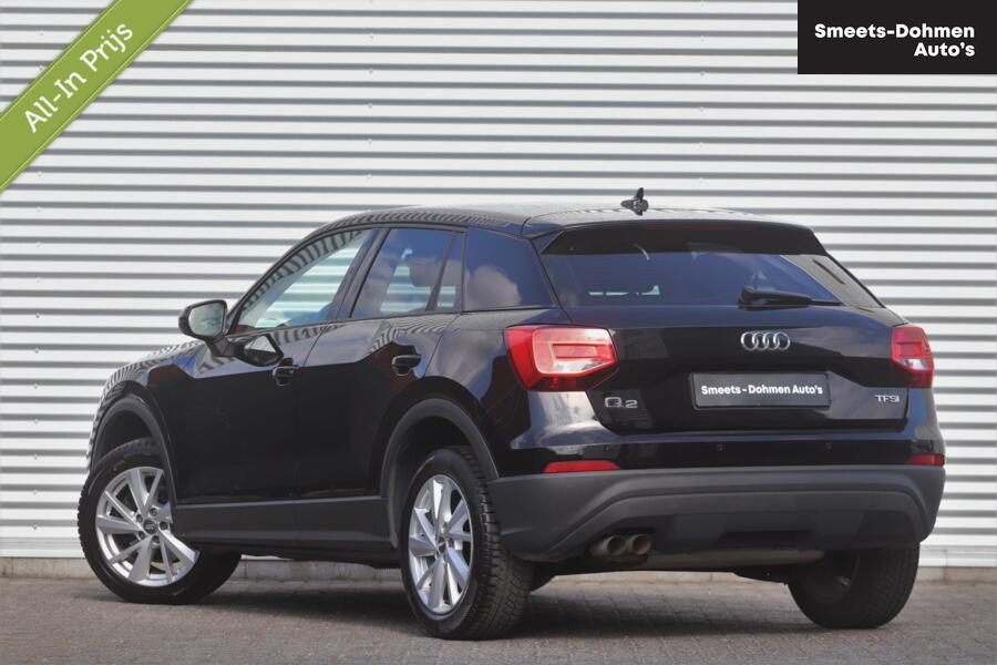 Audi Q2 1.4 TFSI CoD Design Pro Line | Leer | Navi | ZONDAGS OPEN!
