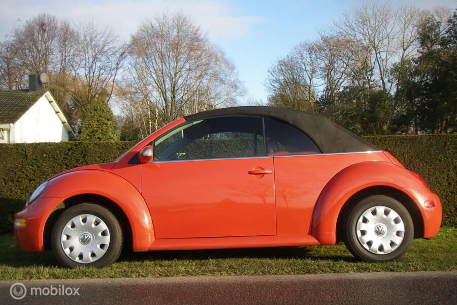 Volkswagen New Beetle Cabriolet 1.8-5V Turbo Highline