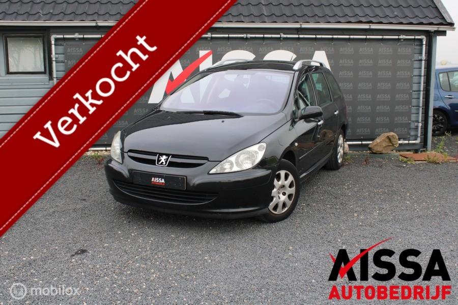 Peugeot 307 SW 1.6 16V Navtech APK tot 23-07-2021