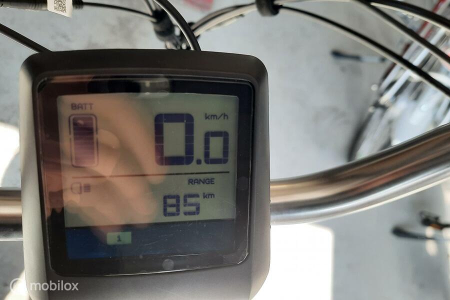 Popal Sway middenmotor 80 nm  470 watt 2 jaar giarantie