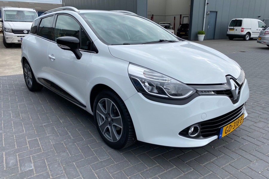 Renault Clio Estate 0.9 TCe Night&Day Led,Navi,Privacy glas