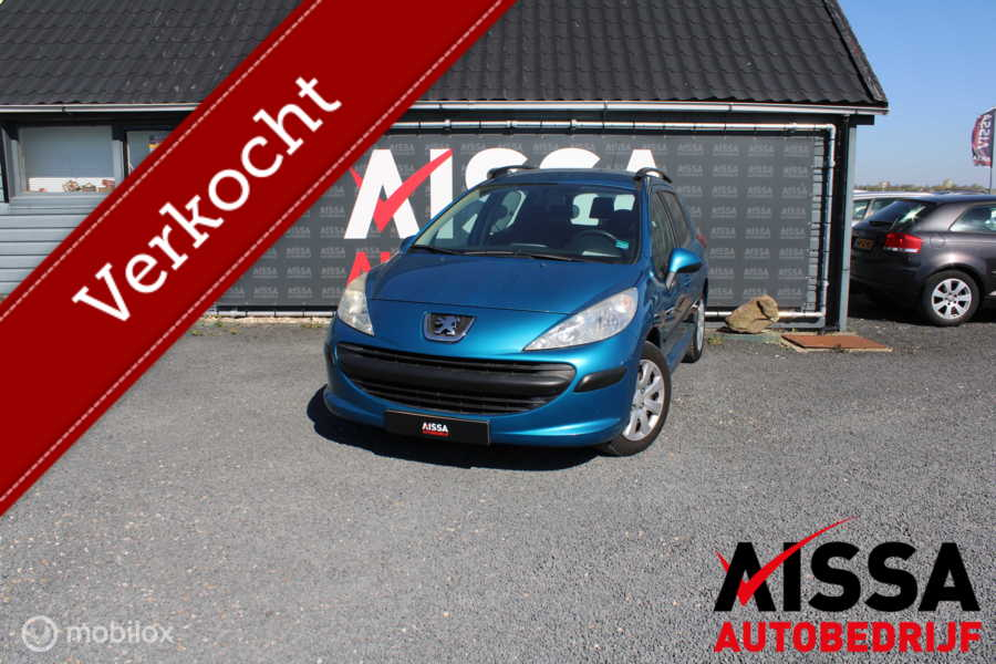 Peugeot 207 SW 1.4 VTi X-line Airco/ APK tot 17-03-2021