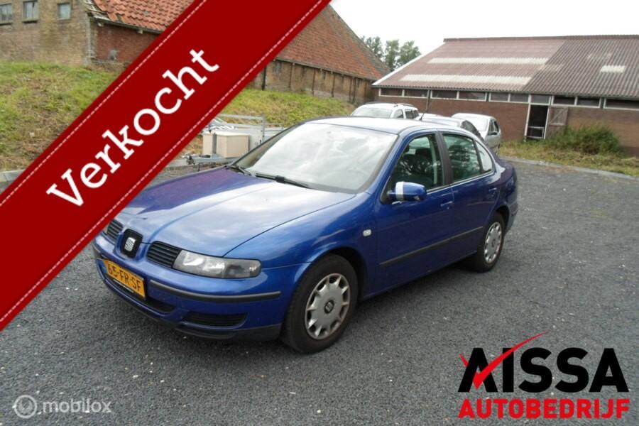 Seat Toledo 1.6 Sport Inruil Koopje APK TOT 5-05-2020