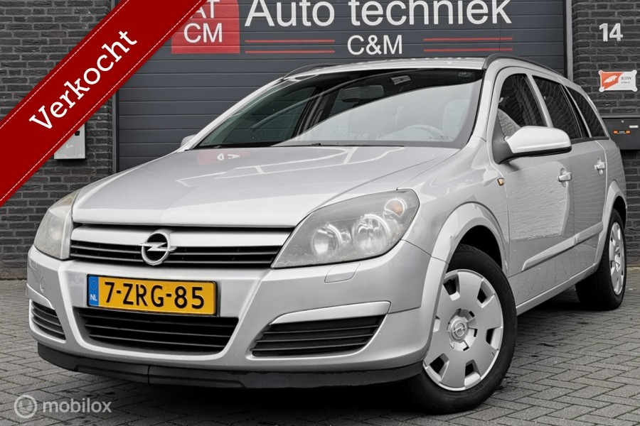 Opel Astra Wagon 1.6 Elegance/Elekpakket/Nieuwe/APK