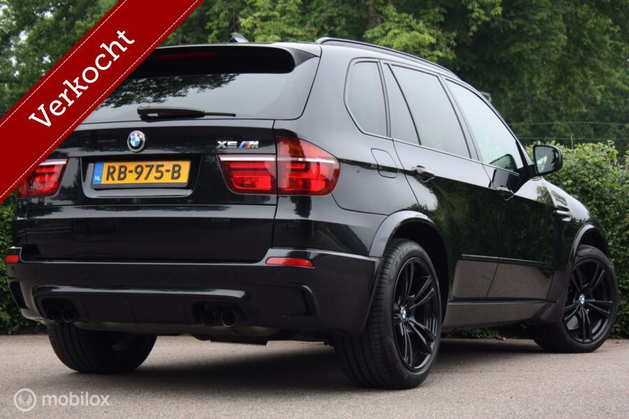 Facelift BMW X5 M 4.4 V8 Twinturbo 555pk pano/comfortstoel