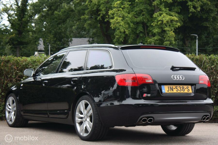 Audi S6 5.2 V10 Avant Quattro solardak/adaptive cruise/BOSE