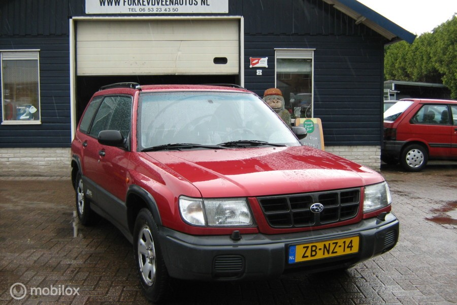 Subaru Forester 2.0 AWD basis