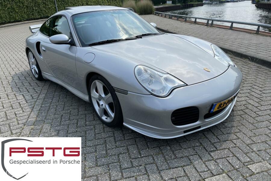 NL.Porsche 996 Coupé Turbo WLS X50 aerokit