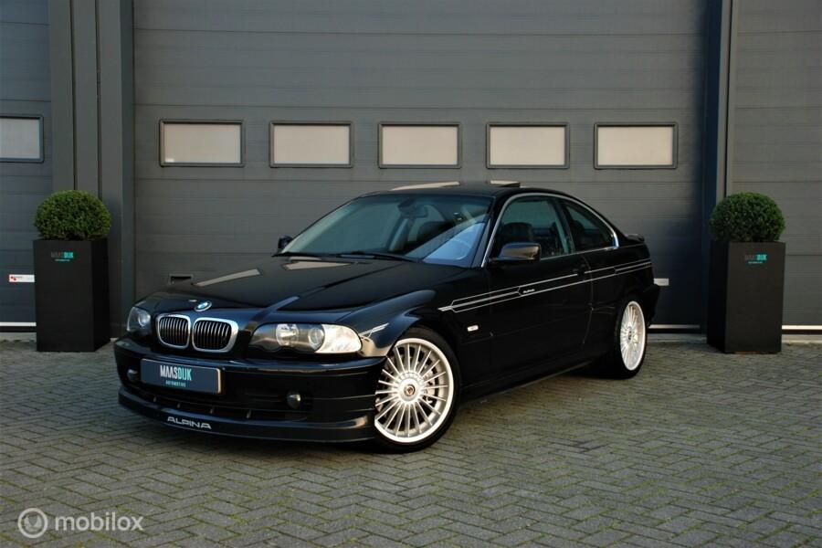 BMW 3-Serie Alpina B3 E46 Coupe