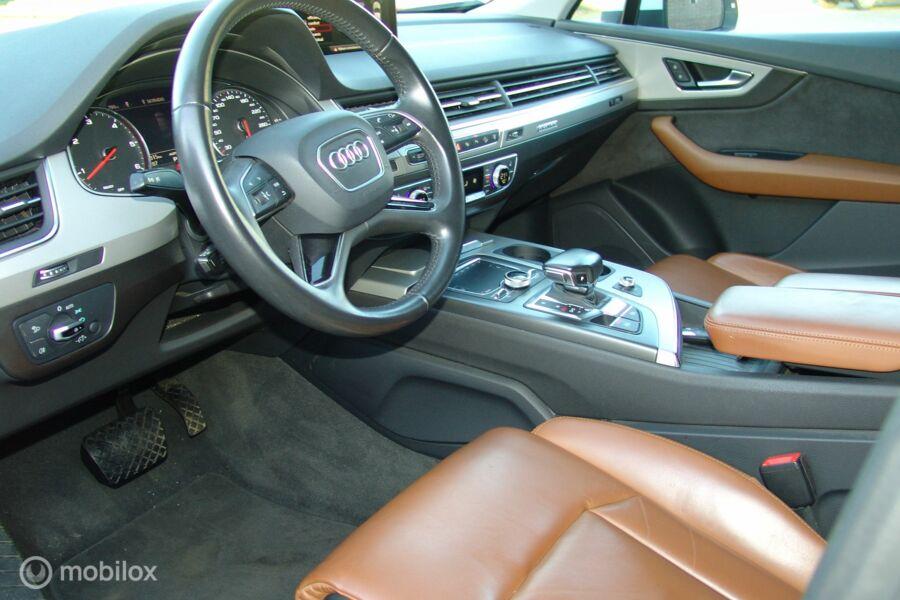 Audi Q7 3.0 TDI Quattro GRIJS KENTEKEN