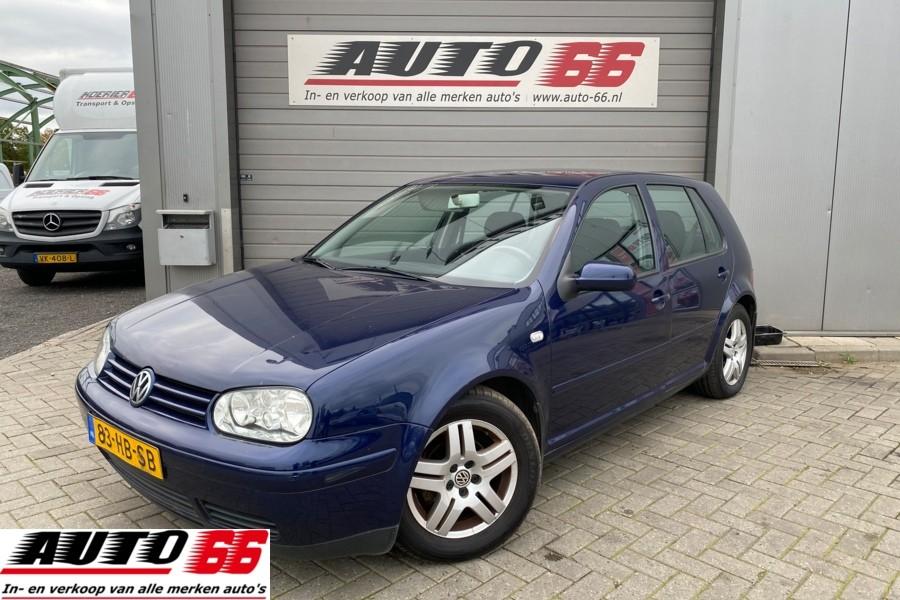 Volkswagen Golf 1.6-16V Master Edition