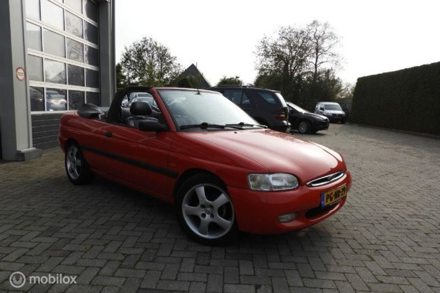 Ford Escort - 1.6 16v pacific cvt airco