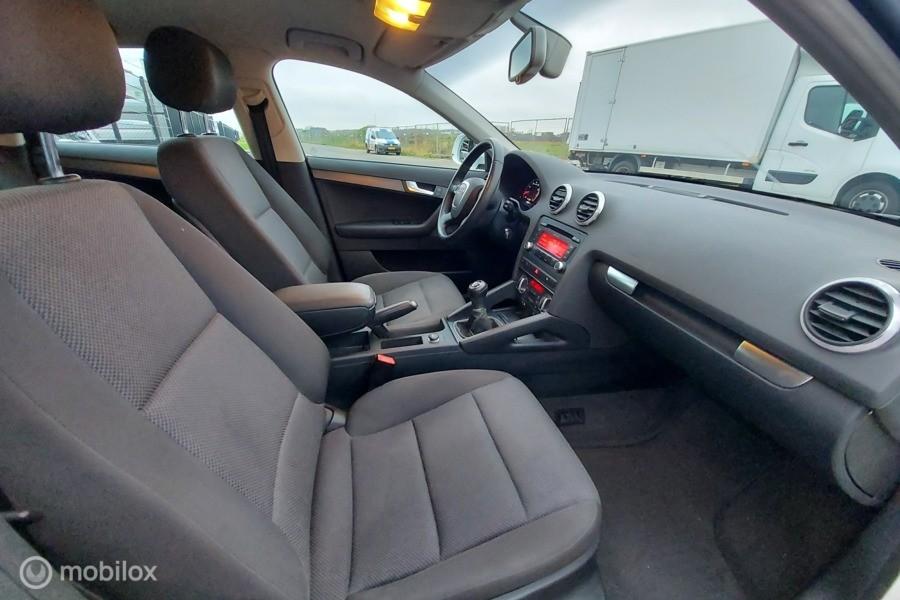 Audi A3 Sportback 1.4 TFSI 18INCH,6- BAK!!!