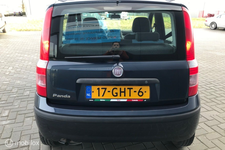 Fiat Panda 1.2 Edizione Cool