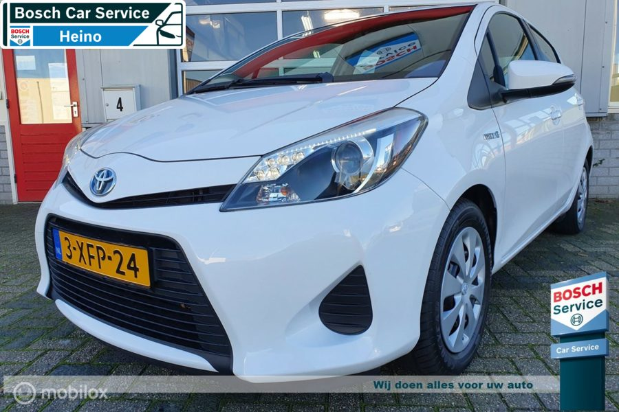 Toyota Yaris 1.5 Full Hybrid Aspiration | Navi | Cruise | Camera | Clima | NAP |