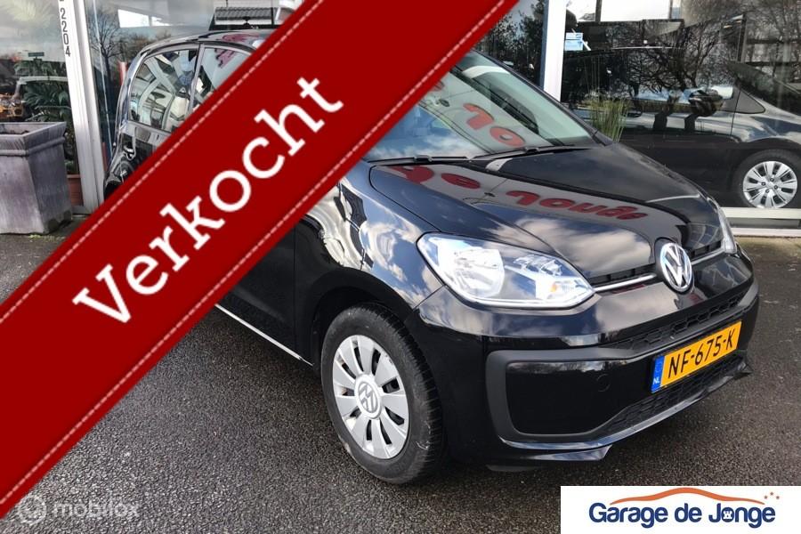 Volkswagen Up! 1.0 BMT high up!