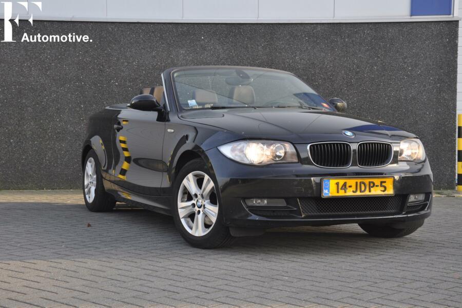 BMW 1-serie Cabrio 120i Summer