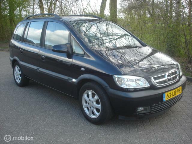 Opel Zafira 1.8-16V 92 KW 7 Pers.  Cruise  Navigatie  Airco