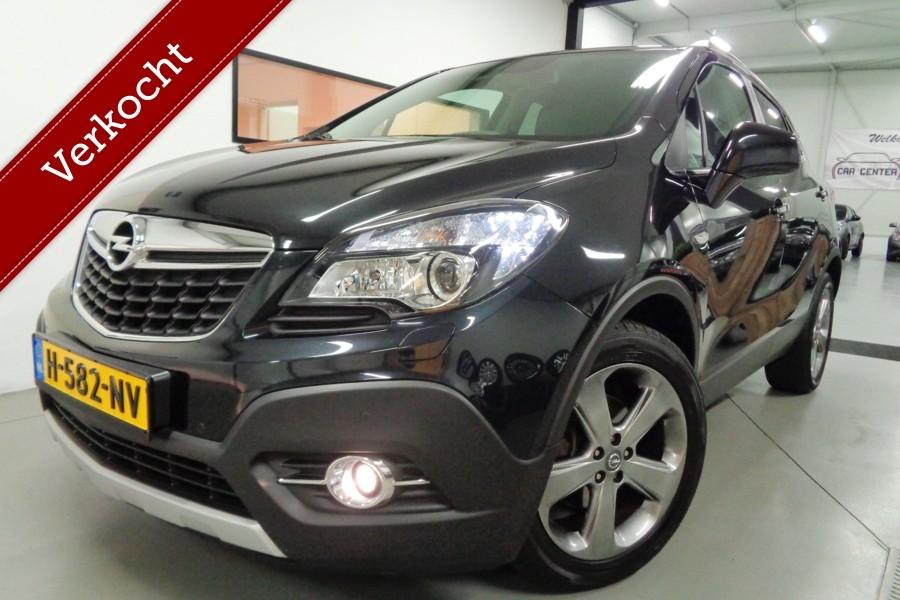 Opel Mokka 1.4 T INNOVATION 140PK/ Camera/ Navi/ Xenon/ 18''