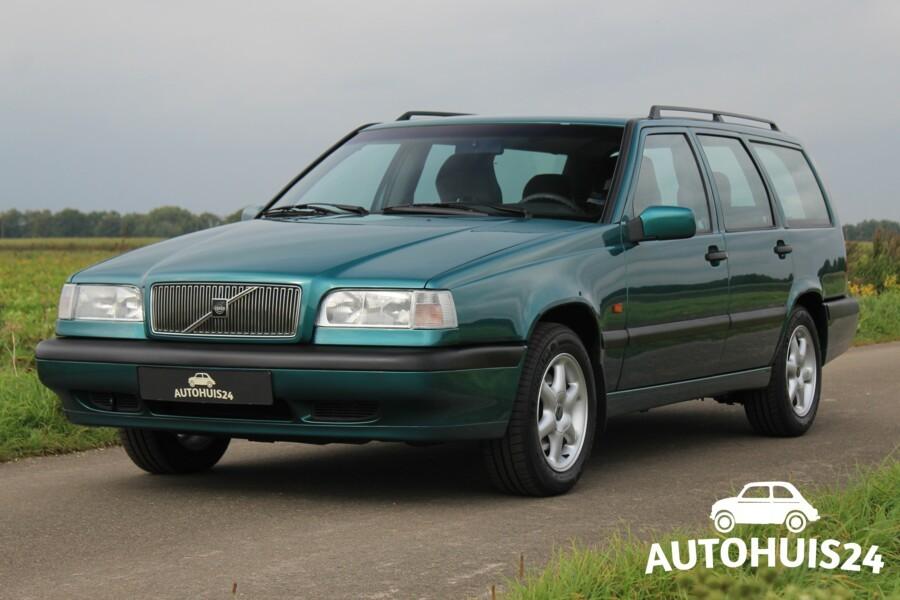 Volvo 850 2.5 144pk (bj1995) 112dkm