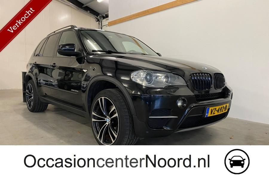 BMW X5 xDrive30d High Executive | Grijs kenteken | Trekhaak