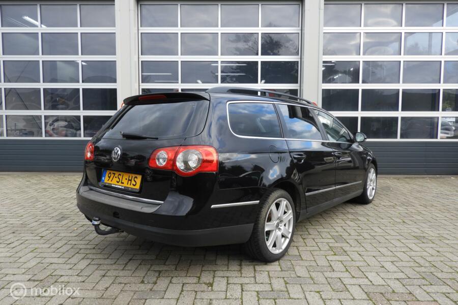 Volkswagen Passat Variant 2.0 FSI Comfortline