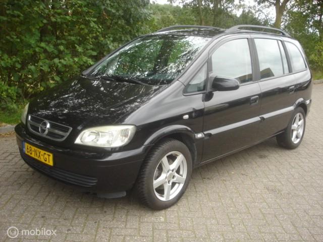 Opel Zafira 1.8-16V Maxx  7 Pers. Cruise - Airco APK 3-2021