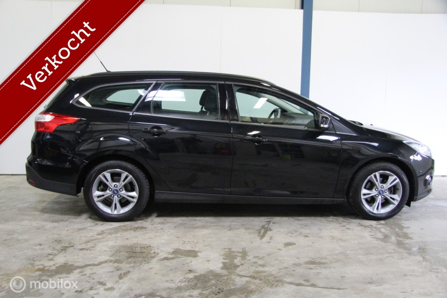 Ford Focus Wagon 1.0 EcoBoost Edition Sinc NAVIGATIE