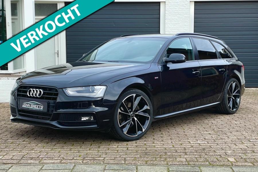 Audi A4 Avant 1.8 TFSI Avant S-Line Aut Leder Black-edition