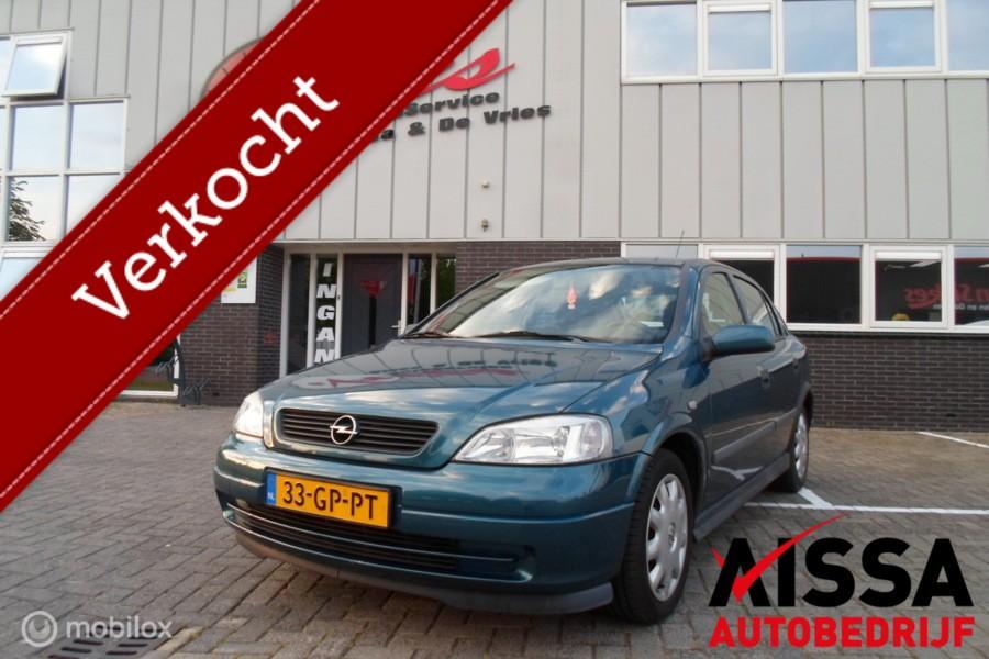 Opel Astra 1.6 GL APK TOT 14-06-2020 FOTO'S VOLGEN NOG!