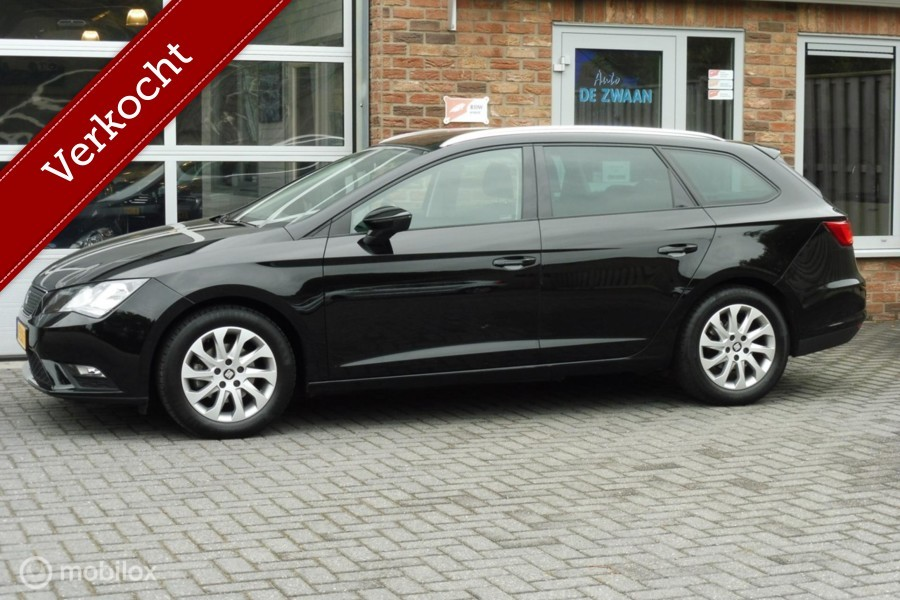 Seat Leon ST - 1.0 EcoTSI Style Connect NAVIGATIE, PDC