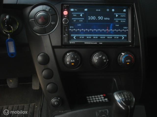 Ssangyong Actyon A 200 Xdi Airco Dynamic Verstuiver defect.
