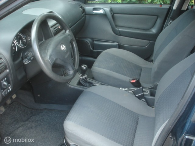 Opel Astra 1.6 I 62 KW Njoy Airco - Cruise