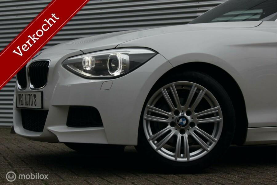 BMW 1-serie 116i EDE High Executive M-Sport M-Pakket /XENON/LED/NAVI/CLIMATE/STOELVERW./BLUETOOTH/PDC!