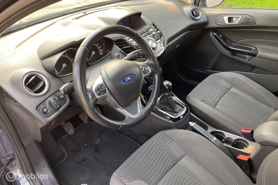 Ford Fiesta 1.6 TDCi Lease Titanium ECC|NAVI|PDC|LED|CRUISE|