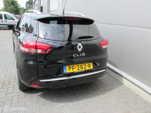 Renault Clio Estate 0.9 TCe Limited