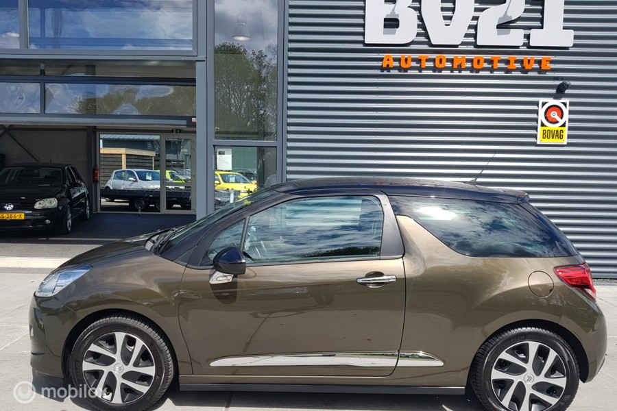 Citroen DS3 1.4 e-HDi Automaat Business Plus (Bomvol!)