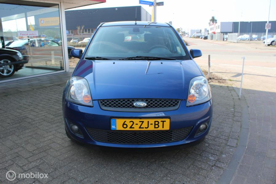Ford Fiesta 1.4-16V Futura XL clima pd dealer oh