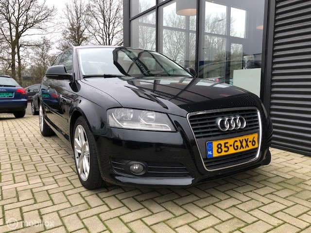 Audi A3  1.4 TFSI Attraction Pro Line Leder Airco