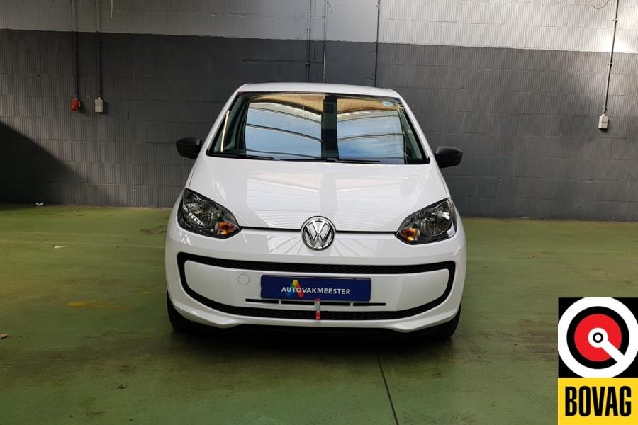 Volkswagen Up! 1.0 move up! BlueMotion lage kilometerstand