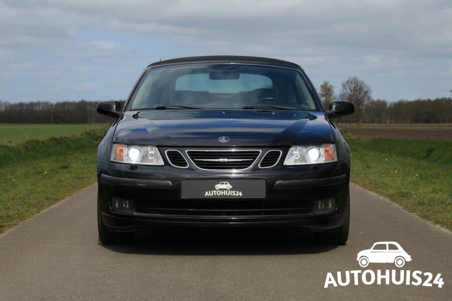 Saab 9-3 Cabriolet 2.0t Vector 175pk (bj2004)