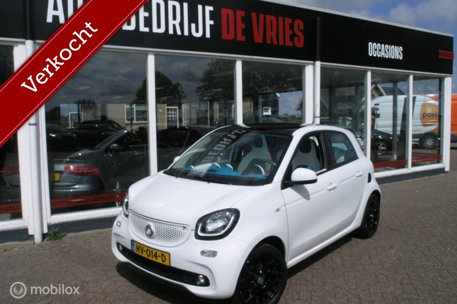 Smart forfour 1.0 Turbo Proxy 90PK Panodak/Navi/Cruise/Camera