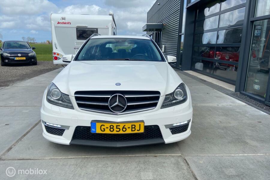 Mercedes C-klasse Estate 200 CDI Ambition Avantgarde Edition C